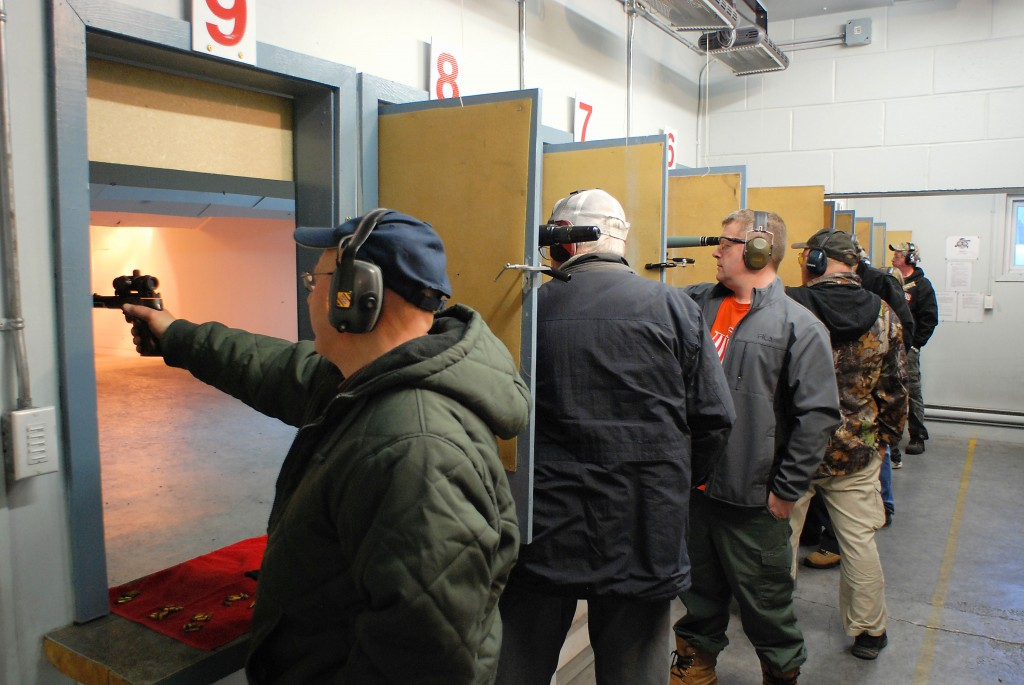 0043 INDOOR RANGE