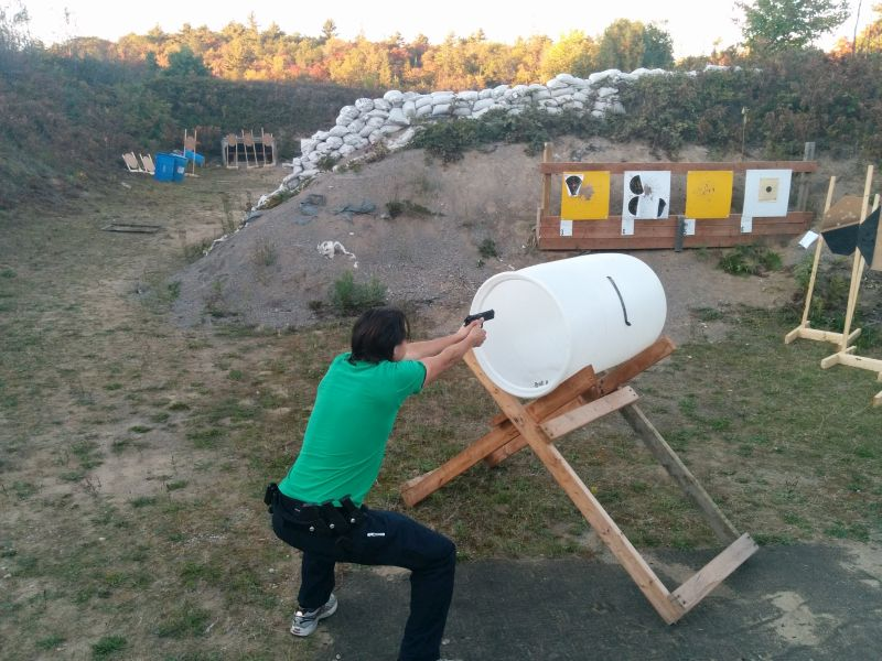 Action Shooting Mini-Match – Sept 30th, 2015