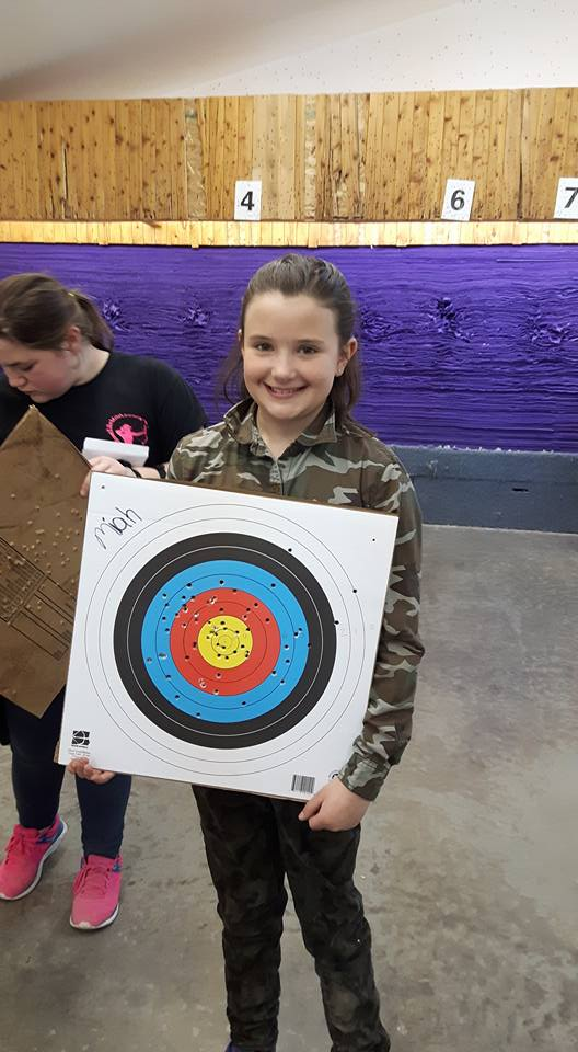 Youth Archery Fun Shoot