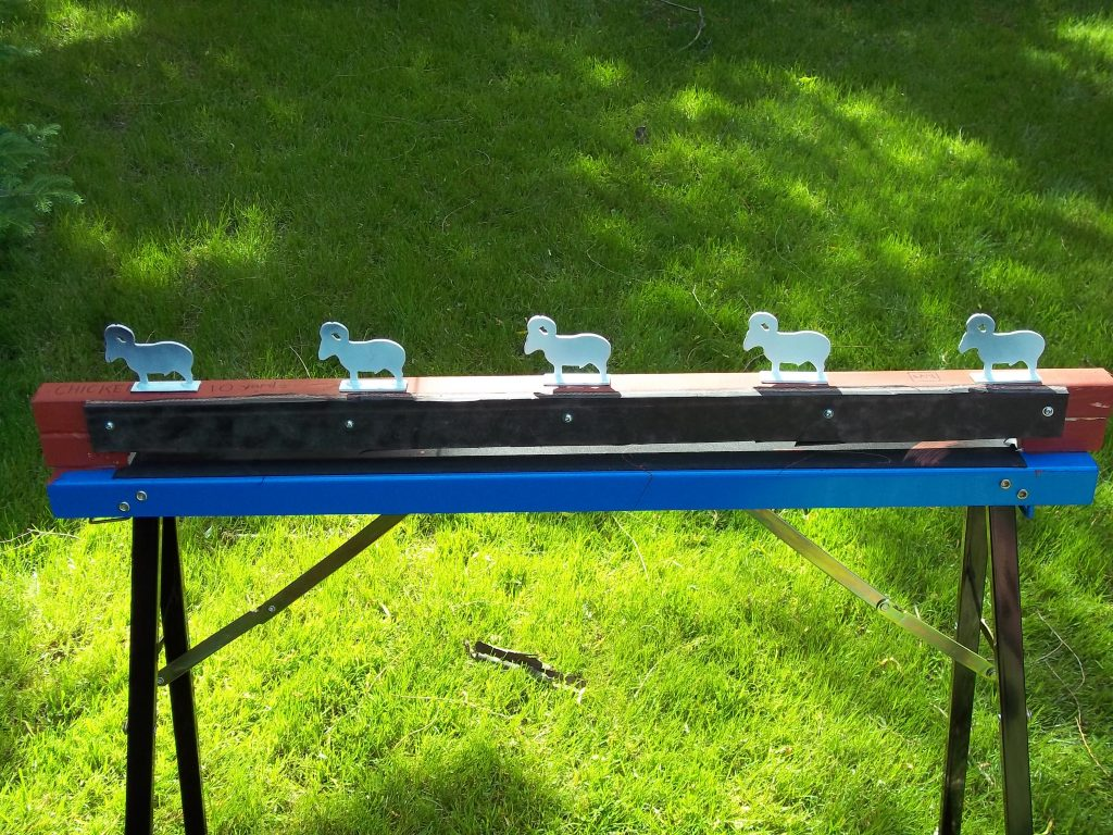 WOW – Air Gun Silhouette Target Shooting has Arrived