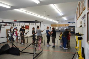 Indoor Archery 2